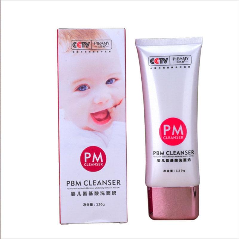 Baby Amino Acid Cleansing Milk Cleansing Milk Deep Cleansing Foam Mild Oil Control