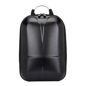 Image 3 - 2 пары пропеллеров + жесткий чехол, сумка для переноски рюкзака, чехол, водонепроницаемый противоударный чехол для Dji Mavic 2 Pro/Zoom