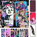 TOPLBPCS JOJO 39 s чехол для телефона с японским аниме «Невероятные приключения» для Samsung A10 20s 71 51 10 s 20 30 40 50 70 80 91 A30s 11 31 21