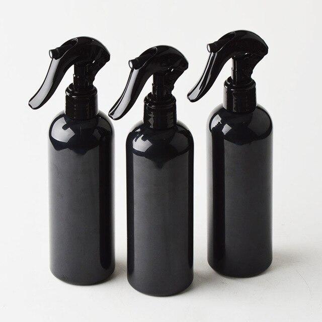 300ML espray de peluquería botella vacía botella recargable botella de niebla de salón de peluquería herramientas para el cabello del rociador de agua herramientas para el cuidado de