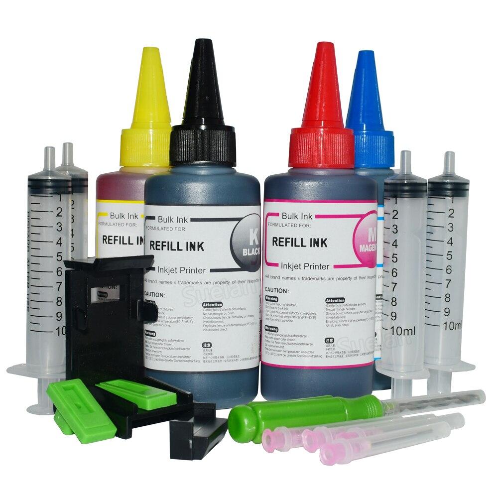 Para canon pixma mg 2540s 2540 2440 2940 mx494 kit de recarga tinta universal ciss cartucho tinta impressora a jato tinta pg 445 xl cl 446