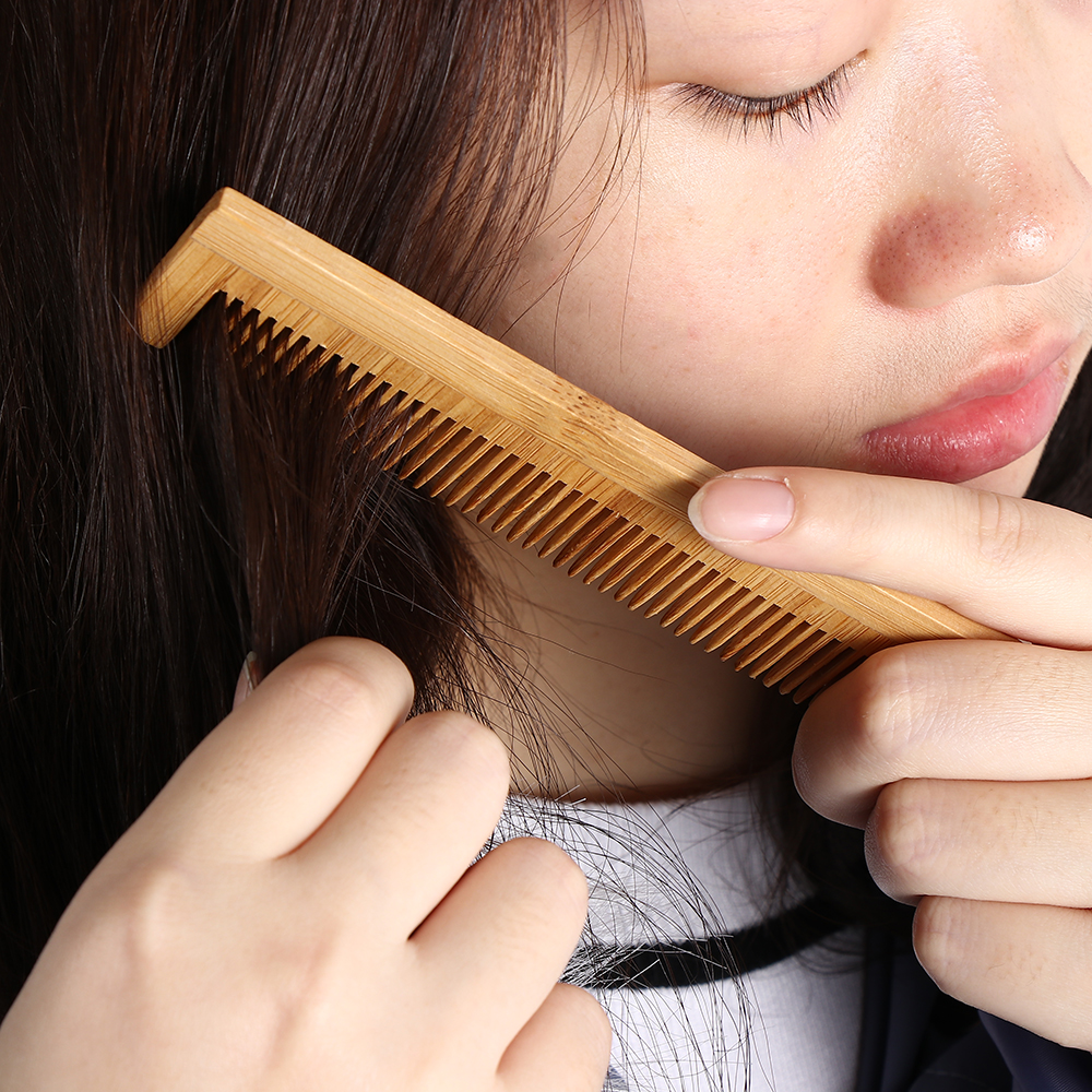 1Pcs High Quality Massage Wooden Comb Bamboo Hair Vent Brush Brushes Hair Care And Beauty SPA Massager Wholesale Hair Care Comb