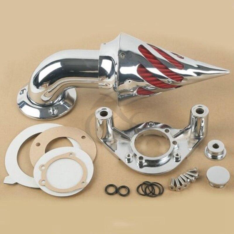 Moto En Aluminium Spike Filtre à Air Pour Harley XL Modèles Sportster 91-06 92 93 94 95 96 97 98 99 00 01 02 03 04 05