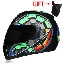 2019 Racing Off-road Motorcycle Helmet Casco Moto Motocross Motorbike H