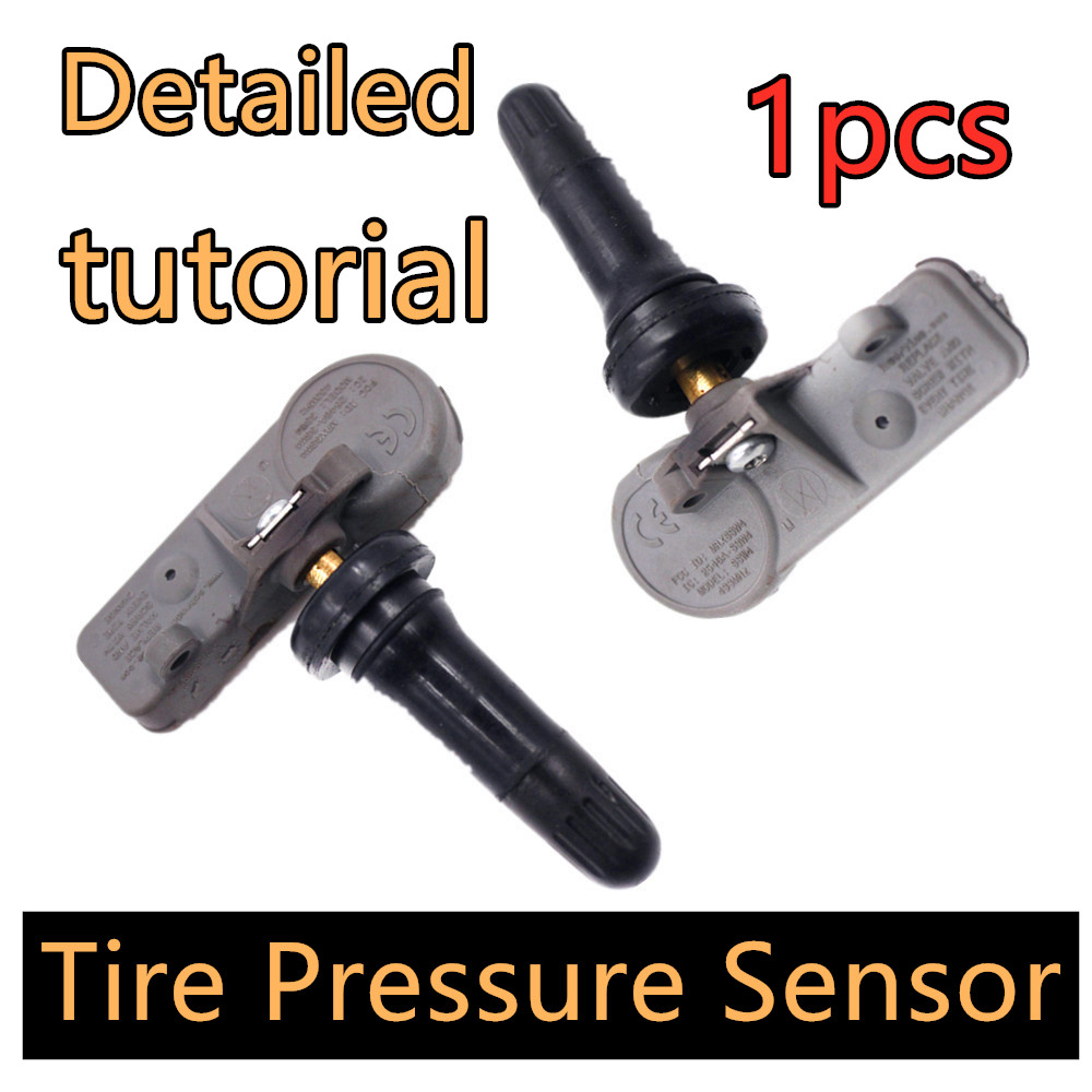 For Dodge Chrysler Jeep Tire Pressure Sensor TPMS 433MHZ 68241067AB 56029398AB|Pressure Sensor| |  - title=