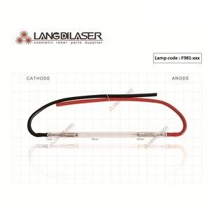 Image 1 - Lampe flash IPL britannique: 7*65 * 130F fil, lumière pulsée Intense (IPL), code de lampe F981, avec niveau de classe A +