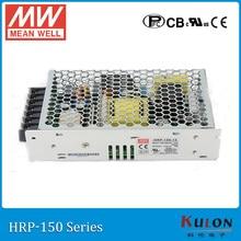 цена на MEAN WELL HRP-150 single output 150W 48V 24V PFC SMPS Switching Power Supply 220V To 12V AC DC Transformer 10A 20A 30A Led Strip