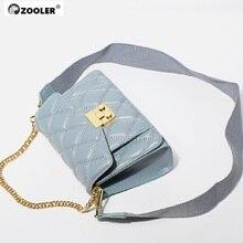 ZOOLER woman leather shoulder bags High Quality girl messenger bag cross body fashion leather purse bags bolsa feminina #LT255 недорого