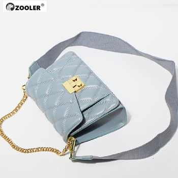 ZOOLER woman leather shoulder bags High Quality girl messenger bag cross body fashion leather purse bags bolsa feminina #LT255 - DISCOUNT ITEM  51% OFF All Category