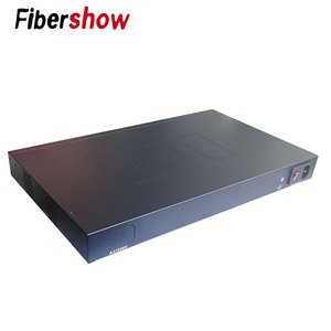 EPON OLT 4PON Ports FTTH CATV OLT Carrier-grade high-density Fiber Optic High Quality 1.25G professional mini