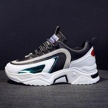 Damyuan 2020 Flats Women's Shoes Increase Breathable Comfortable Casual Women Sneakers Fashion Non-slip Outdoor Walking Shoe