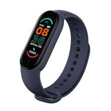 Smart Watch/Bracelet M6 Blood Pressure Heart Rate/Oxygen Fitness Tracker Lover Gifts