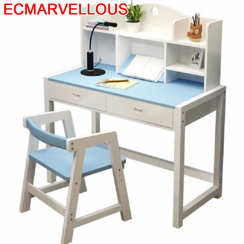 Mesinha Scrivania Bambini Baby De Estudio And Chair Y Silla Child Adjustable Bureau Enfant Mesa Infantil For Kids Study Table