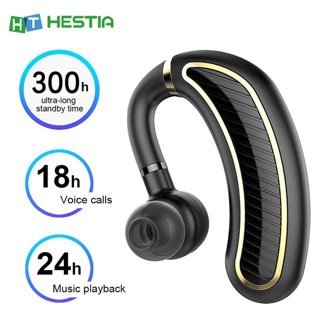 Bluetooth Headphones 5.0 Wreless Earphones Gaming Earpieces Hands Free In Ear Headphones Headset With Microphone For Mobile