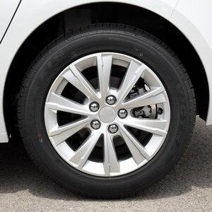 Image 4 - Tampa de parafuso da roda, 20 peças, parafuso de roda, capa anti proteção para peugeot 207 3008 301 307 308 2008 408 508 207 407