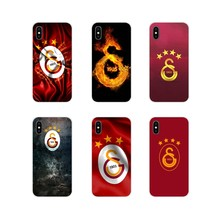 New Style Galatasaray Sk Logo Phone Cases Covers For Huawei G7 G8 P7 P8 P9 P10 P20 P30 Lite Mini Pro P Smart Plus 2017 2018 2019(China)