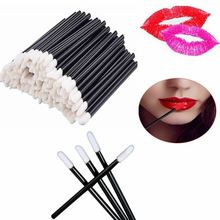 1000Pcs/Set Disposable Lip Brushes Soft Make Up Brush For Lipstick Lip Gloss Wands Applicator Makeup Beauty Tool Drop Shipping