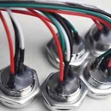 1ピース/ロットds 1990a ibutton tmカードプローブリーダーib 9092のためのledライトとDS1990 DS1991 DS1996 DS1961カード