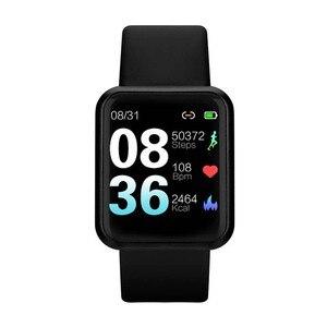 Image 1 - 90% Offกันน้ำสมาร์ทนาฬิกาBluetooth SmartwatchสำหรับAppleนาฬิกาIPhone Android Heart Rate MonitorฟิตเนสTracker Man Woman
