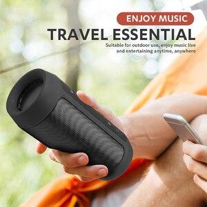 Image 5 - Universal 20W Outdoor Wireless Bluetooth Lautsprecher Super Bass Lautsprecher Subwoofer Wasserdichte IPX7 Lautsprecher Für Telefon/PC