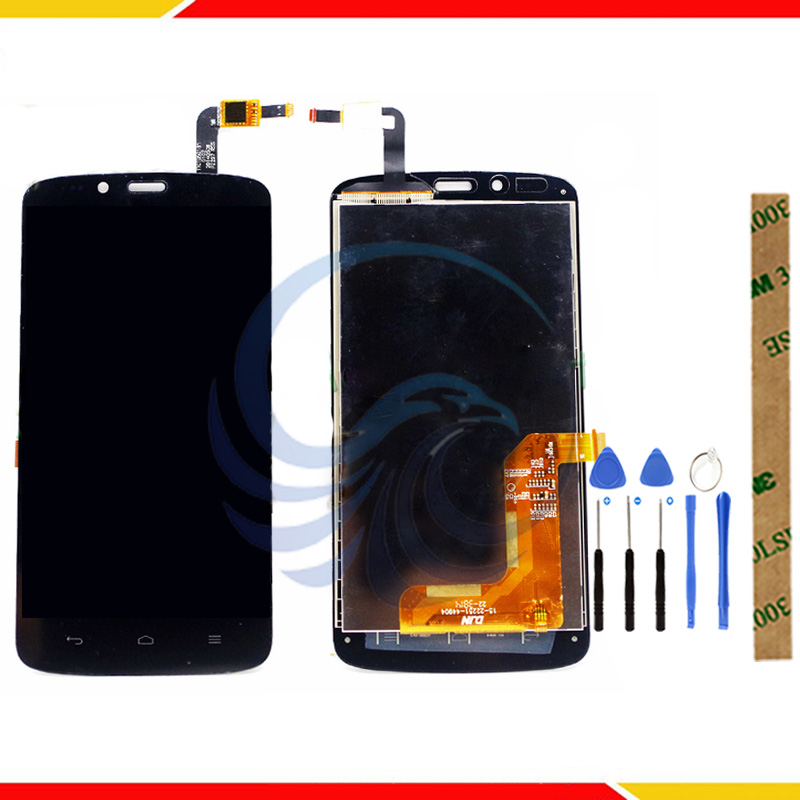 Tested LCD Display For Huawei Honor Holly 3G Honor 3C Play Hol-U19 HOL U19 Lcd Display Screen Touch Screen Complete Assembly