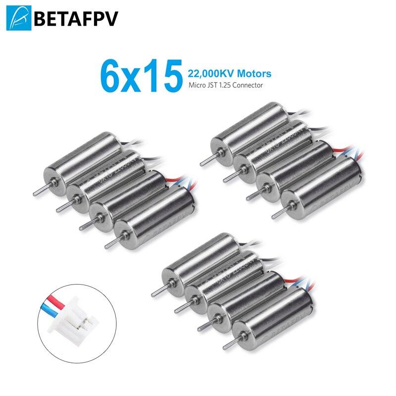 BetaFPV 0615 19500kV Brushed Motor Set