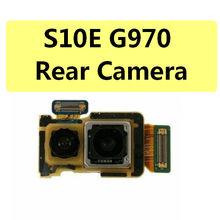 1pcs For Samsung Galaxy S10 S10 Plus S10e S10 Lite G770 G970 G973 G975 Rear Back Big Main Camera Module Flex Cable