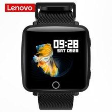 Lenovo HW25P Smartwatch bileklik 1.3 inç 2.5D ekran IPS renkli ekran Bluetooth spor kalp hızı monitörü IP68 akıllı izle