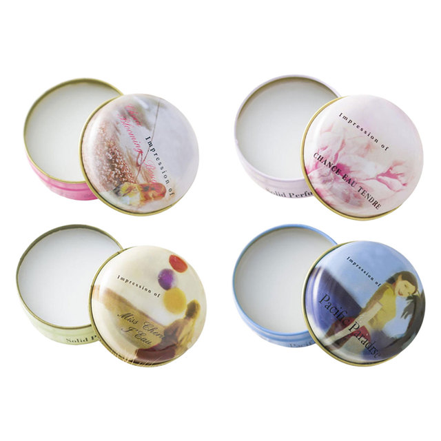 Deodorant Fragrance 1pcs Magic Solid Perfume for Men or Women of Fragrance Alcohol-free Solid Perfumes And Fragrances