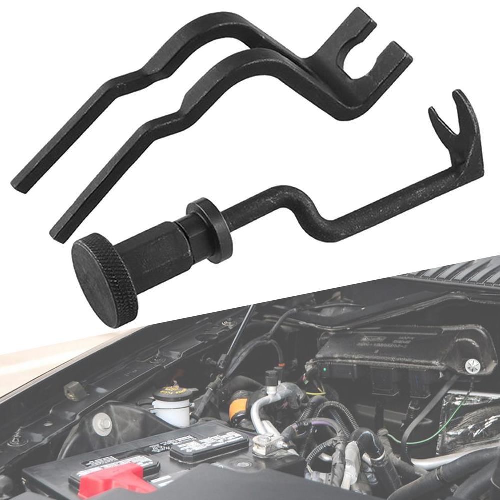 Engines Repair Tools Kit Valve Spring Compressor for Ford 4.6L 5.4L 6.8L 3V Engines