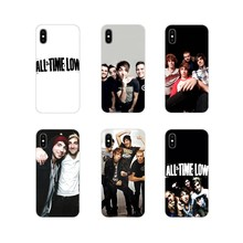 For Sony Xperia Z Z1 Z2 Z3 Z5 compact M2 M4 M5 E3 T3 XA Huawei Mate 7 8 Y3II Accessories Phone Cases Covers All Time Low(China)