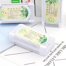 Холодильник аксессуары для дома морозильник дезодорант активированная углеродная коробка бамбуковый уголь очиститель воздуха удаление запаха