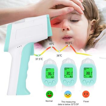 Non-contact Body thermometer Portable Household Infrared Forehead Digital Thermometer Accuracy Measure Baby Adult Temperature