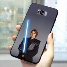 Colorful Tampa Caixa Do Telefone para Samsung Galaxy A20 Hayden Christensen A3 A6 Plus A7 A8 A9 A10 A30 A40 A50 a60 M40 A70(China)