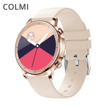 COLMI V23 Women Smart Watch Full Touch Fitness Tracker IP67 Waterproof Blood Pressure Smart Clock Men Smartwatch 1