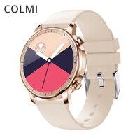 COLMI V23 Frauen Smart Uhr Full Touch Fitness Tracker IP67 Wasserdichte Blutdruck Smart Uhr Männer Smartwatch