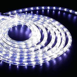 Светодиодный водонепроницаемый Радужный трубный светильник, Светодиодная лента, Рождественский светильник на открытом воздухе, праздничн...