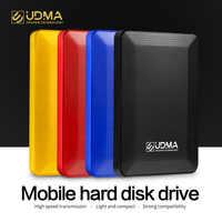 """UDMA Tragbare Externe Festplatte Festplatte USB3.0 HDD Lagerung für Eine, Xbox 360, PS4, PC, mac, Desktop, Laptop, Xbox, KESU, 2,5"""""""