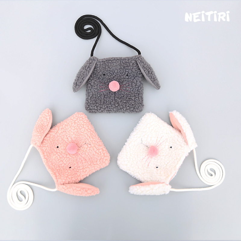 Angel Neitiri New Style INS Children Jewelry Cross-body Trim Package Girls Accessories Baby Shoulder Bag