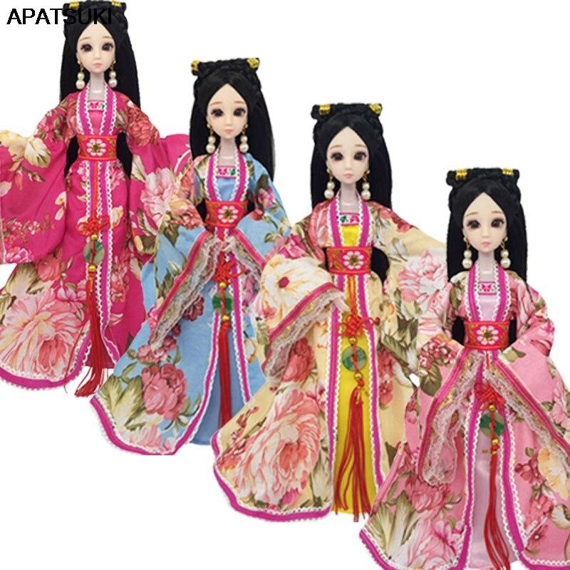 1PC Alte Schönheit Kostüm Kleidung Für Barbie Puppen Kleid Spielzeug für Kinder 16 Puppe Outfits für COSPLAY Kinder Spielzeug