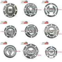 1Pcs Motorrad carbon Fiber Tank Pad tankdeckel Protector Aufkleber Universal Für Honda Yamaha Suzuki Kawasaki