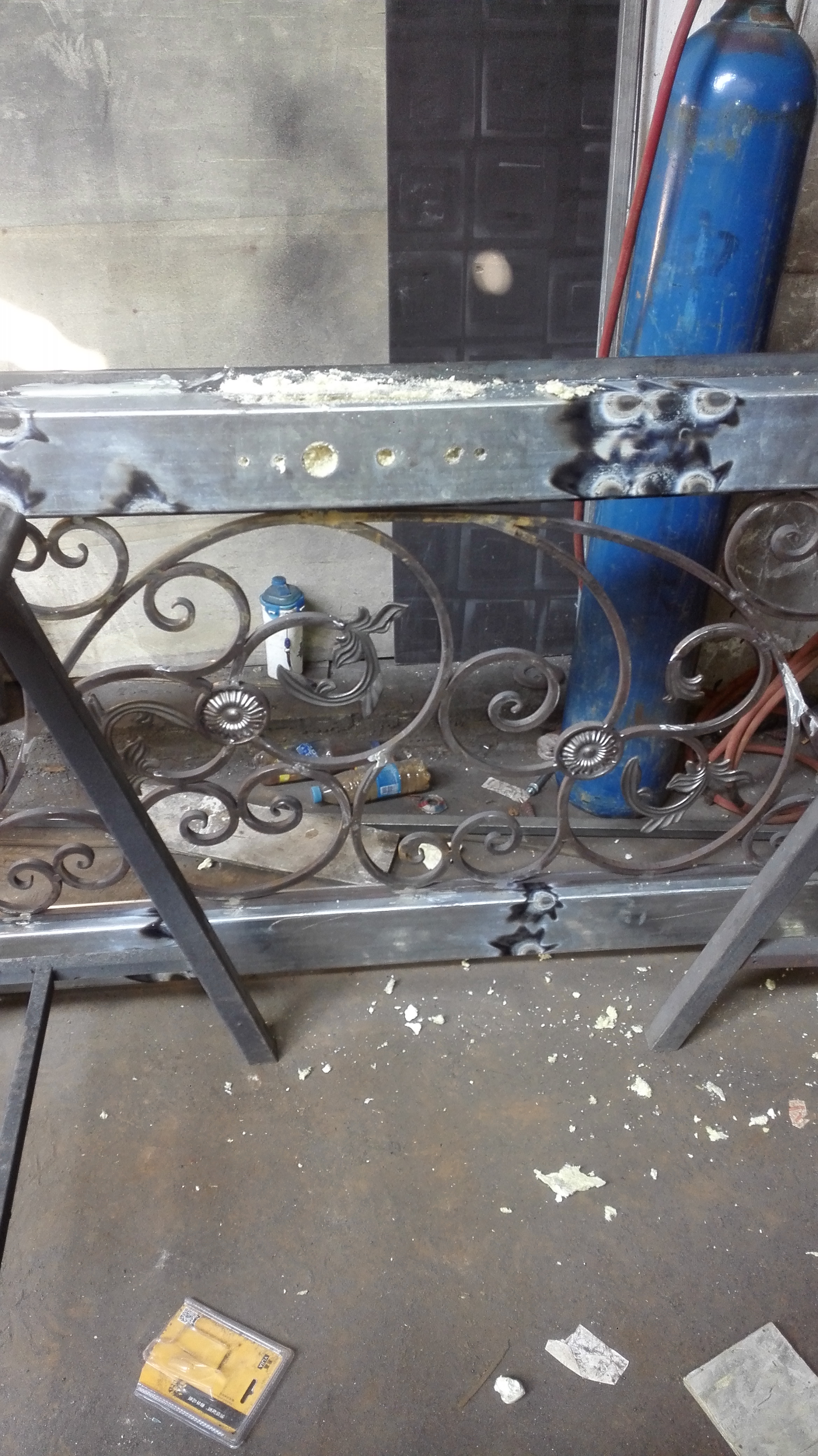 Hench 100% Steel Iron Doors  Model Hc-id76