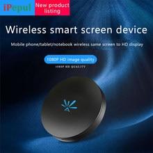 Android tv, pudełko stick bezprzewodowy ekran projektora kompatybilny z HDMI youtube premium wyświetlacz wifi 2.4GHz Video Dongle wielofunkcyjny