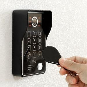 Image 5 - Homefongワイヤレスビデオドア電話wifiビデオインターホン家庭用10インチのタッチスクリーン1080pカメラスマート時間制御