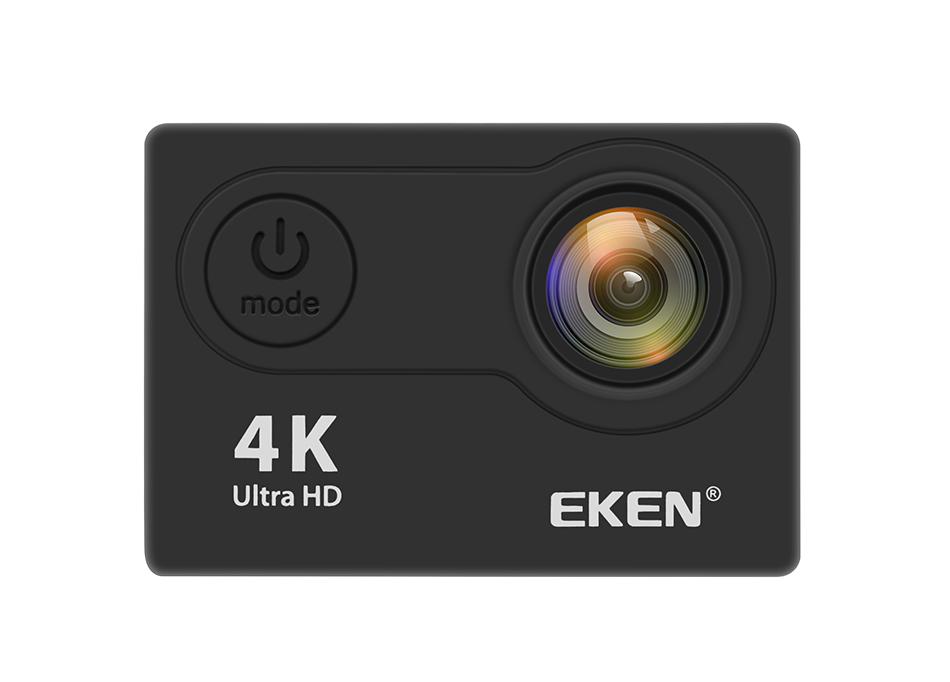 """EKEN H9R/H9 Ultra HD 4 K/30fps WiFi 2,0 """"170D impermeable bajo el agua 24"""