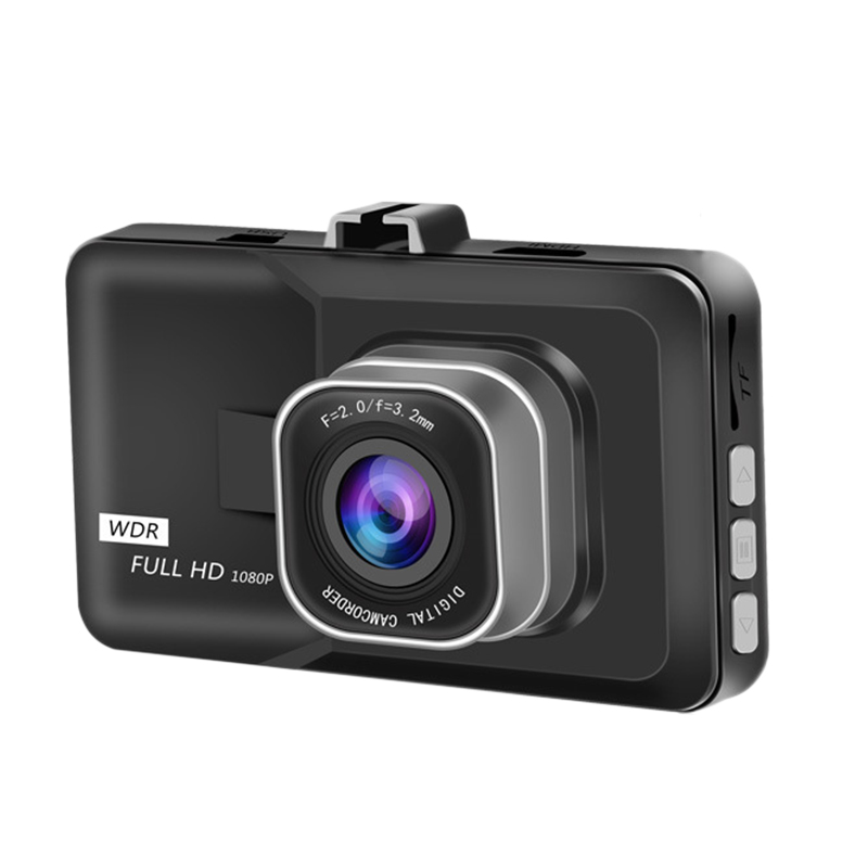 Car-Camera Sensor Loop-Recording Wide 1080P Hd 170-Degree Dynamic Tft-Screen-G Sports
