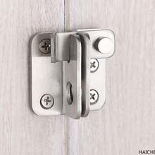 Поворот влево/вправо короткий простой болт защита от кражи дверь