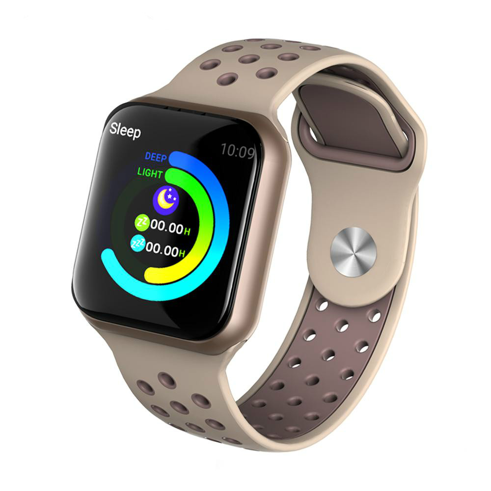 F8 1 3 Inch Smart Watch Men IP67 Waterproof Heart Rate Monitor Smartwatch Women For Android