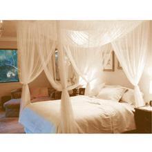 Новая Элегантная Тюлевая кровать четырехсторонняя балдахин на кровать угловая противомоскитная сетка на кровать для двойной королевской кровати