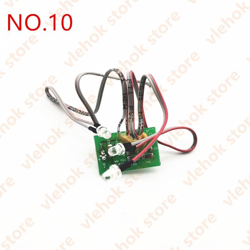 Electronics Module For BOSCH GDX14.4V-EC GDX18V-EC GDR14.4V-EC GDR18V-EC GDS18V-EC IDH182 IWBH182 2609199465 Impact Wrench Power